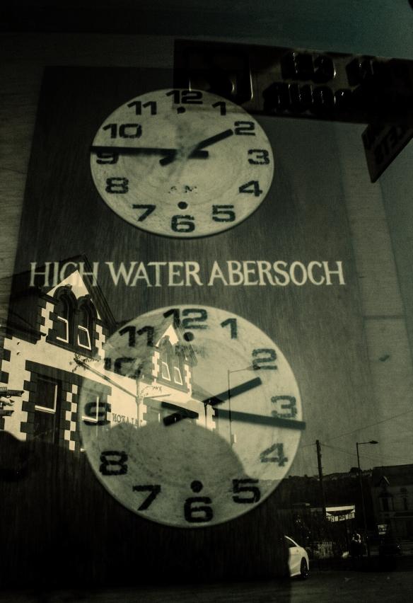 abersoch clock