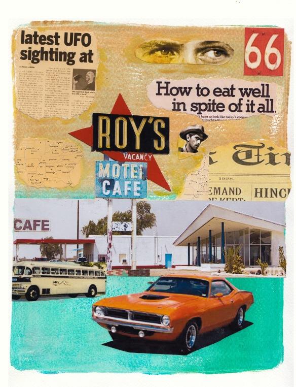 Roy's Diner