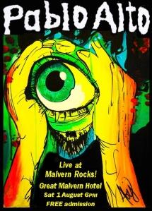 Pablo Alto Poster 2