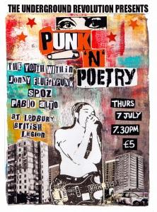 Punk n Poetry