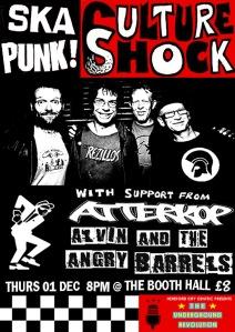 ska punk poster