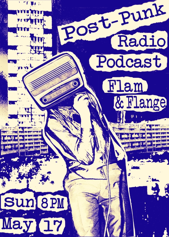 Post-Punk Podcast 2 FLYER